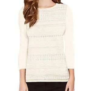 NWT Buffalo Pontelle Scoop neck sweater.
